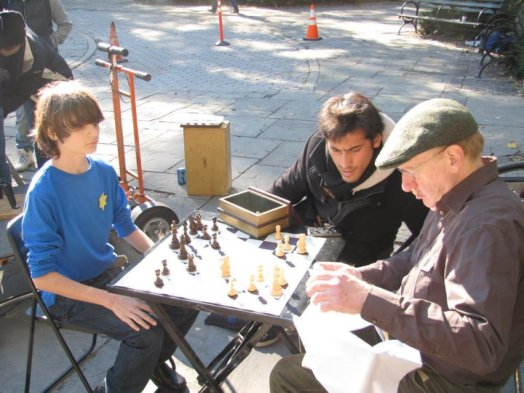 chess w director