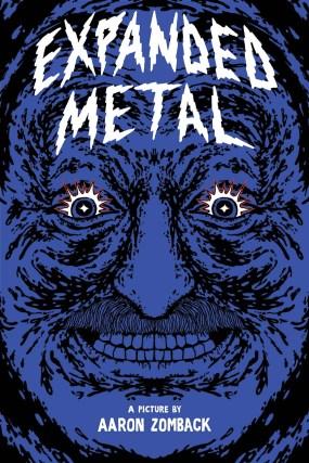 exp metal poster