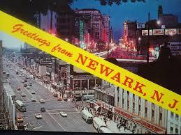 newark postcard