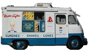 mr softee truck