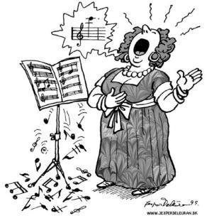 soprano cartoon